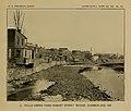 Wills Creek from Market Street Bridge Cumberland Maryland 1907.jpg