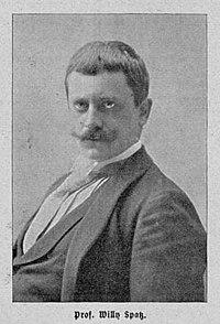 Willy Spatz, um 1907.jpg