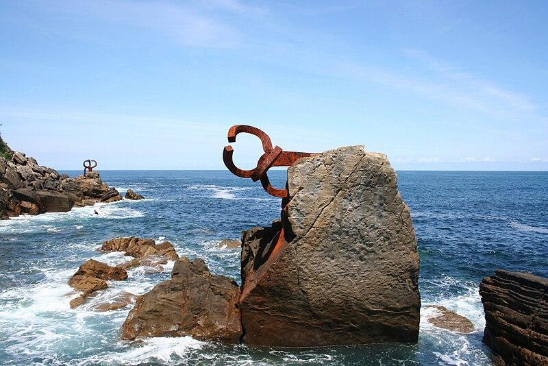 Lugares para visitar em San Sebastián