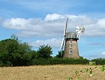 Windmill at Asterley - geograph.org.uk - 207295.jpg