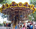 Winter Haven - Legoland Florida - Double Decker Carousel (9421490031).jpg
