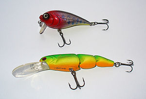Wobbler lure (fishing equipment)