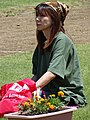 Woman in Park - Biei - Hokkaido - Japan (48028563791).jpg