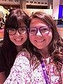 Women's Forum Global Meeting 2019 Wikipedia edit-a-thon 10.jpg