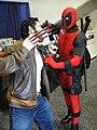WonderCon 2011 - Wolverine vs Deadpool (5593341669).jpg