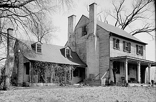 Woodstock (Upper Marlboro, Maryland) United States historic place