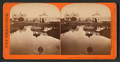 Woodward's Garden - The Lake, from Robert N. Dennis collection of stereoscopic views.png
