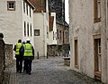 Workmen in Culross - geograph.org.uk - 621386.jpg