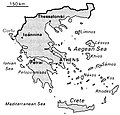 World Factbook (1990) Greece.jpg