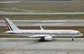 XC-UJM B757-225 Mexican Government (5579669072).jpg
