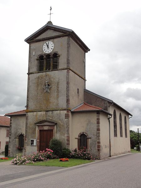 Xures (M-et-M) église