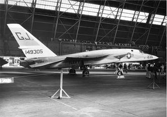 Naval Air Station South Weymouth - YA-5C Vigilante, in 1963