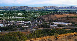 Yakima, Washington City in Washington, United States