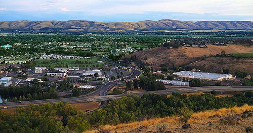 Yakima mailbbox