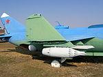 Yakovlev Yak-38 in Togliatti Technical Museum - 4154.JPG