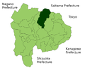 Yamanashi in Yamanashi Prefecture.png