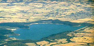 Yan Yean, Victoria - Yan Yean Reservoir