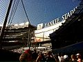 Yankee Stadium From Monument Park 2014.jpg