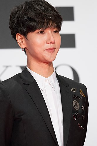 Yesung - Yesung at the Opening Ceremony of Tokyo International Film Festival 2016