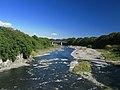 Yorii Ara River In Hachigata Section 1.JPG