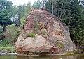ZVĀRTAS IEZIS, 2002.G. - panoramio.jpg