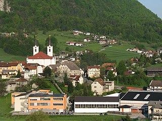 Zagorje ob Savi Place in Upper Carniola, Slovenia