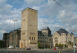 Marian Rejewski - Poznań Castle