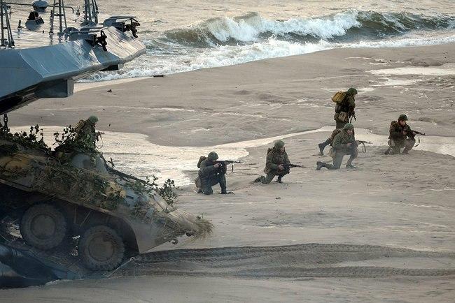 Zapad-2013 strategic military exercises (2101-27)