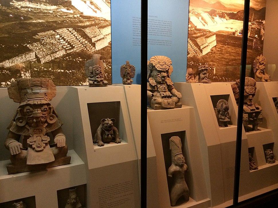 Zapotec Burial Urns
