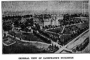 Pillar of Fire International - Zarephath, New Jersey in Heroes of the Fiery Cross, 1928