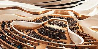 Zaryadye Park - Zaryadye Concert Hall