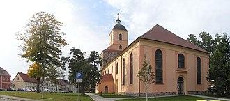 Zehdenick - Image: Zehdenick Stadtkirche 2