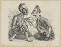 Zentralbibliothek Zürich - Der Teufel und seine Grossmutter - 000009407.tif