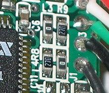 SMD 1//8watt 499ohms 1/% 100ppm High Power Thick Film Resistors 1 piece