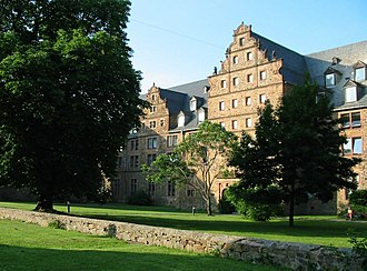 University of Giessen - Image: Zeughaus (Gießen, Mitte 2003)