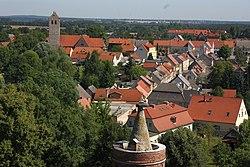 """Ziesar erste Erwähnung als """" Pritzerbe """" 948 - über 1060 Jahre alt - panoramio.jpg"""