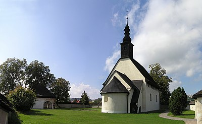Zilina st stephan church panorama 2013 1.JPG