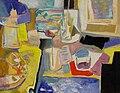 Zinnia Clavo 1992 Mesa del Estudio.JPG