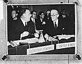 Zitting van de Verenigde Naties (UNO). De Britse vertegenwoordiger Sir Alexande…, Bestanddeelnr 903-0112.jpg