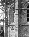 zuid-oost deel koor met venstertje boven piscina - hoorn (terschelling) - 20116811 - rce