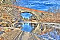 """Grunge"" view of Echo Bridge, Sudbury Aqueduct.jpg"