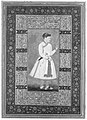 """Portrait of Zamana Beg, Mahabat Khan"", Folio from the Shah Jahan Album MET 159442.jpg"