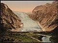 (Boiumsbrae (i.e., Bojumsbrae), Sognefjord, Norway) LOC 3175034414.jpg