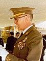 (Guillermo Quintana Lacaci) Manuel Gutiérrez Mellado conversa con el teniente general, Guillermo Quintana Lacaci (cropped).jpg