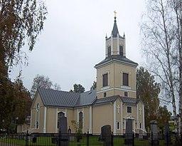 Älvsby kirke