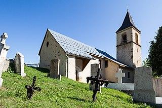 Villard-Notre-Dame Commune in Auvergne-Rhône-Alpes, France