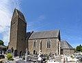 Église Saint-Georges de Saint-Georges-Montcocq 1 (Située sur la commune de Saint-Lô).jpg