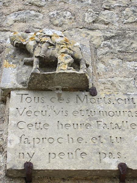 église Saint-Pair de fr:Morville (Manche)