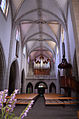 Église réformée Saint-Martin de Vevey - 07 - nef vue du chœur.jpg