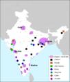 Índia - Industria e ressorsas naturalas principalas.png